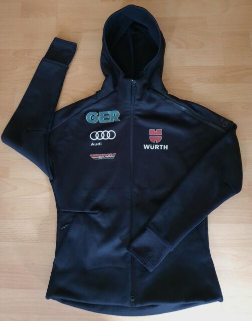 Adidas Team D Germany Team Jacke Nationalteam DSV Herren M