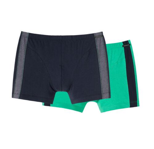 Hipster Pantaloncini 2er Pack Confezione doppia Tg 5 6 7 8 Schiesser Uomo Biancheria Intima M-XXL