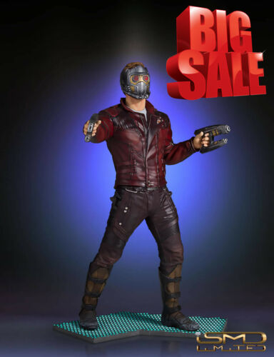 New Certified Gentle Giant Marvel Guardians of the Galaxy 2 Star-Lord Statue