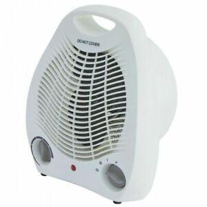 Fan Heater Two Heat Settings Warm Cold