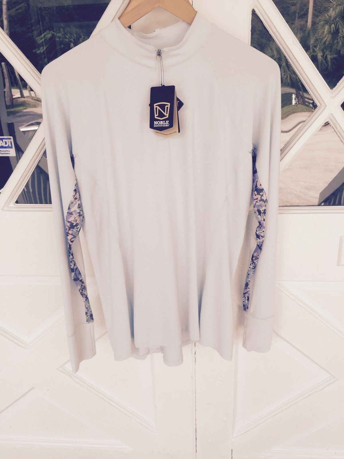Nobile Outfitters Sunshirt Ashley bluee XL