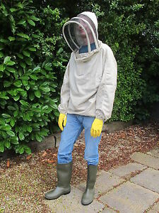 PREMIUM QUALITY Bee Smock Fencing Veil Style  Olive All Sizes - Wells, Somerset, United Kingdom - PREMIUM QUALITY Bee Smock Fencing Veil Style  Olive All Sizes - Wells, Somerset, United Kingdom