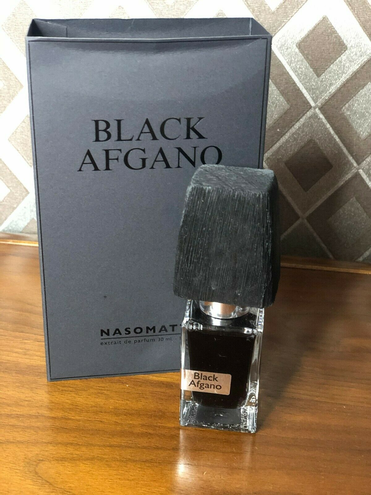 BLACK AFGANO perfume EDP price online