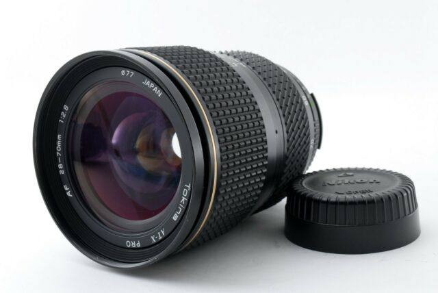 Tokina AT-X PRO AF 28-70mm f/2.8 Zoom Lens for Nikon F mount from Japan 667620