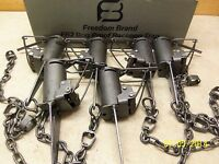 6 Freedom Brand Fb2 Dog Proof Foothold Coon Traps Trapping Raccoon