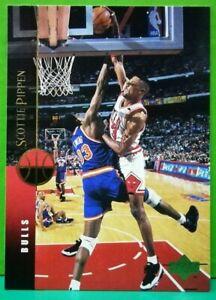 Scottie Pippen regular card 1994-95 Upper Deck #127