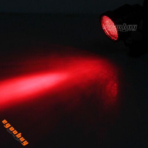 Motorcycle LED Rear Bullet Brake Stop Tail Light For Bobber Chopper Cafe Racer