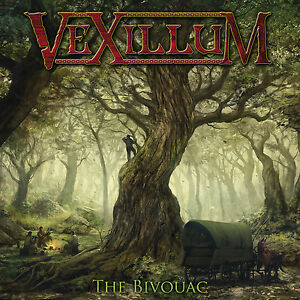 VEXILLUM-The-Bivouac-CD-2012-Folk-Power-Metal-Rhapsody-Labyrinth