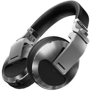 Pioneer HDJ-X10 Flagship Professional DJ Headphones (Silver). HDJX10