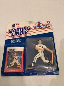 Glenn Davis Houston Astros 1988 Baseball Starting Lineup SLU Kenner MLB F21