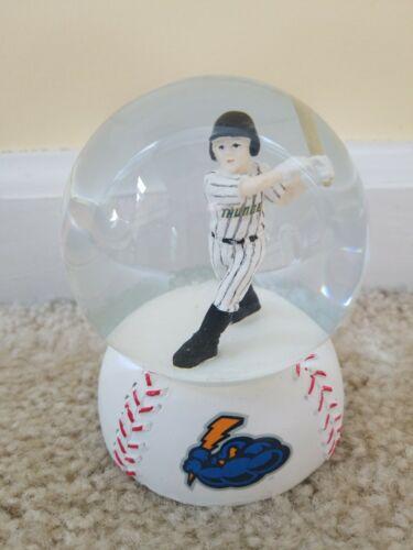 Trenton Thunder Snow Globe SGA 7-7-19 Brand New Never Opened New York Yankees