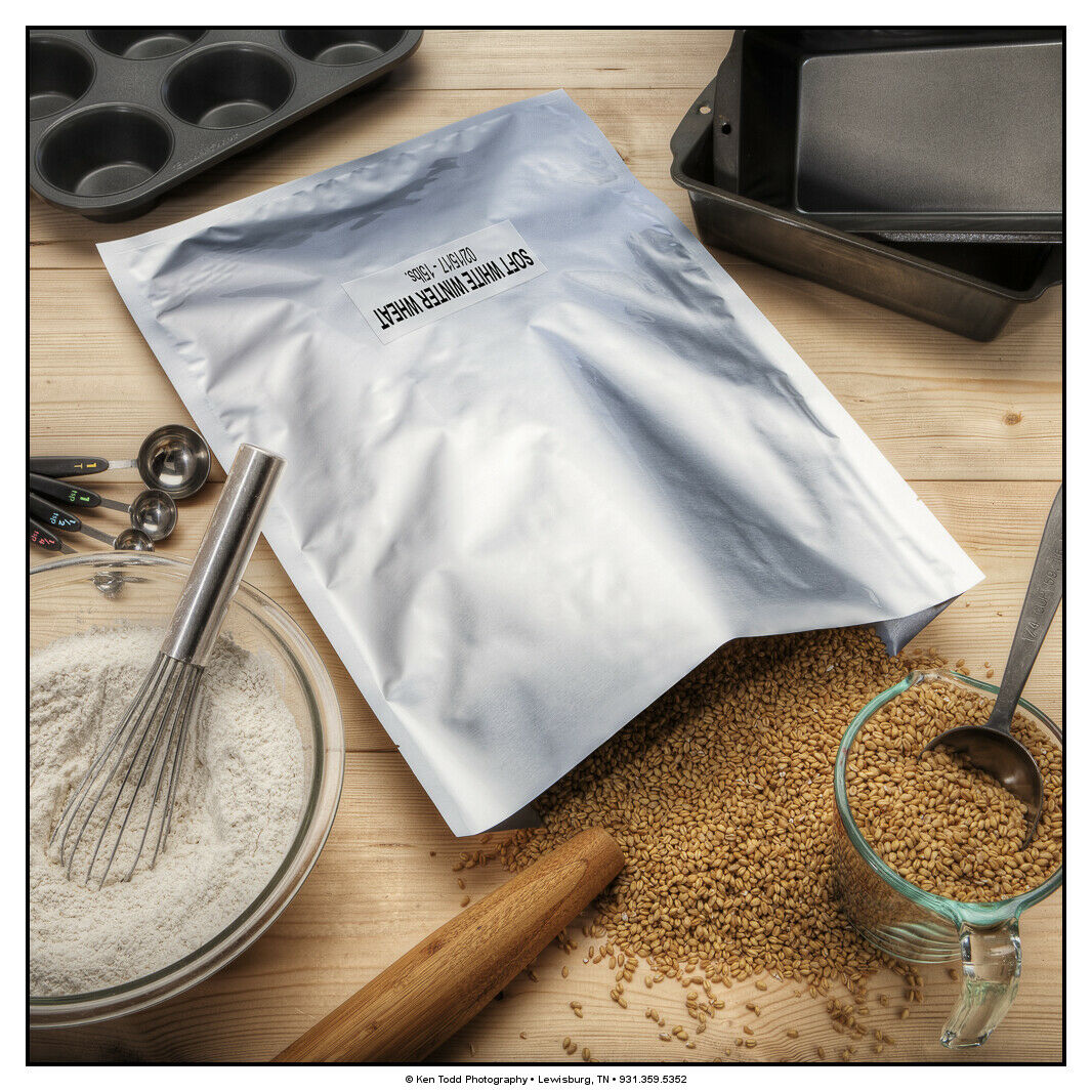 15-2000cc FDA O2 Oxygen Absorbers Long Term Food Storage Saver for Mylar Bags