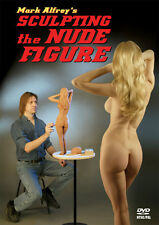 SCULPTING the NUDE FIGURE DVD by Mark Alfrey how-to sculpture sculpt