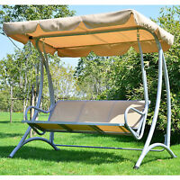 Charlton Home® Northfield Patio Swing With Stand on Sale