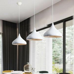 3X-White-Pendant-Light-Kitchen-Chandelier-Lighting-Bar-Lamp-Hotel-Ceiling-Lights