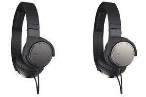 New-JVC-Victor-HA-S500-B-Black-Carbon-Nanotube-Stereo-Headphones-2-colors-Japan