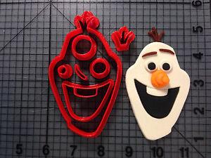 Congelados-OLAF-cara-Cookie-Cutter-Set