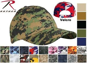 d352f380 Image is loading Military-Hat-Supreme-Camouflage-Cap-Adjustable-Baseball-Cap -