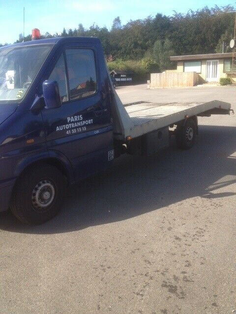 Mercedes, Sprinter 312, 2,9 D Autotransporter