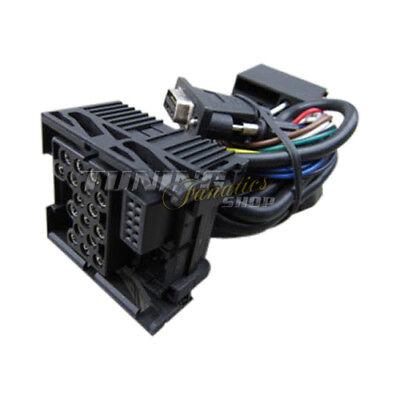 Kabelbaum Kabel Yatour DMC MP3 Wechsler MT-06 für VW Audi Seat Skoda 12-Pin