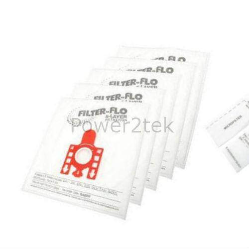 5 x Sacchetti FJM Aspirapolvere per Miele s512i s513 s514 UK STOCK