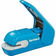 Us Seller Fast Shipping Kokuyo Harinacs Press Staple Free Stapler Blue