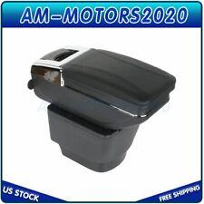 For Mazda 2 Demio 2006 2019 Center Console Armrest Storage Box With Base Hot Fits Mazda