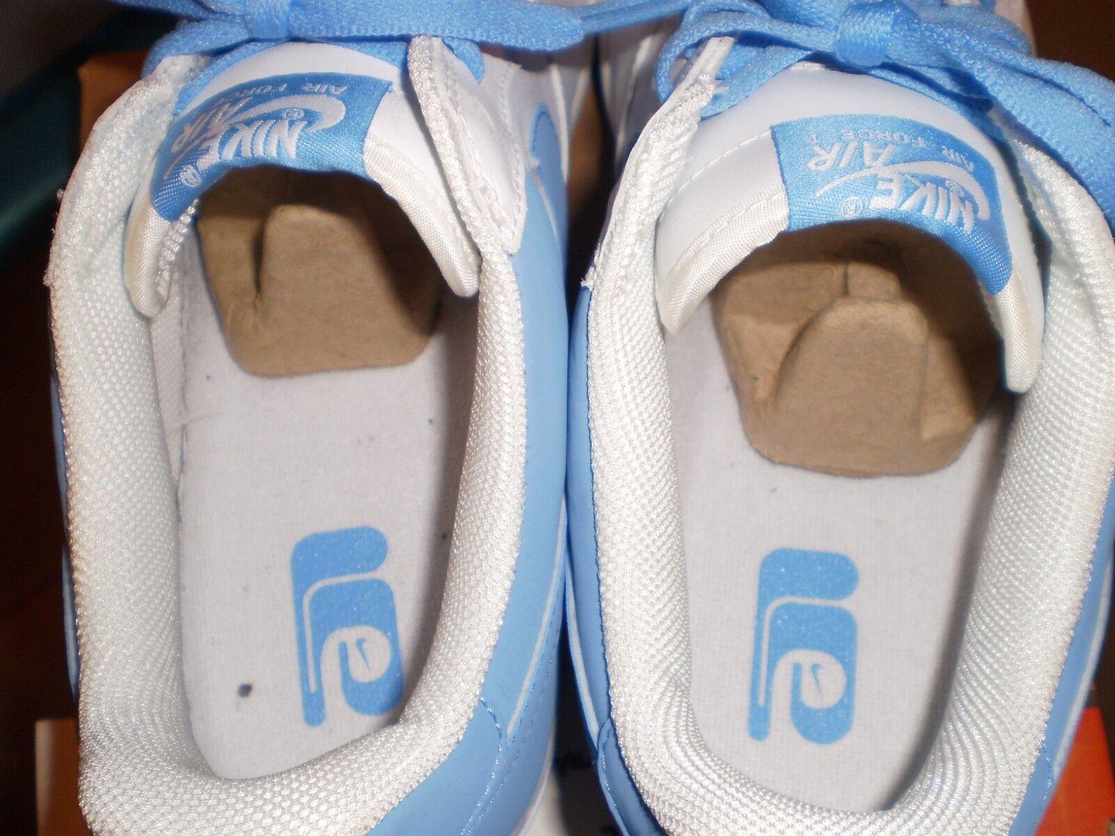 best sneakers 89495 5b1e6 ... VNDS 2006 Nike Air Air Air One Low (White Carolina bluee) sz 11 165.00  ...