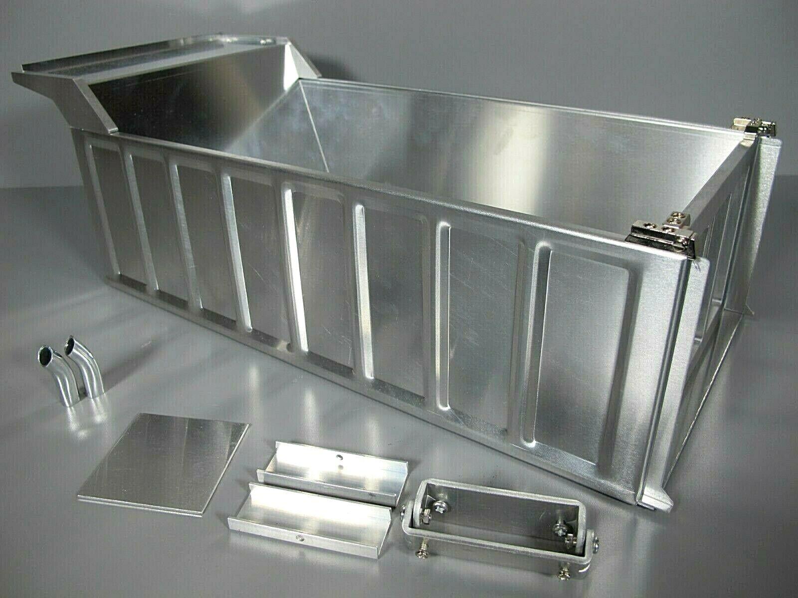 Kongröneringa av aluminiumsäng Tamiya 1 14 R C Toy King Grand Hauler Aeromax