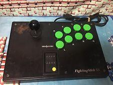 Hori Fighting Stick SS Sega Saturn Japan joystick controller