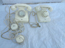 2 telefoni W 48 Bianco