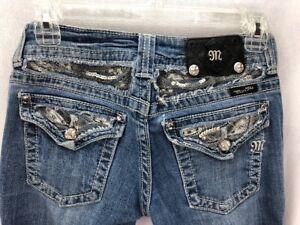 Jeans Light Kvinders mig Boot 26 frøken Cut Wash Størrelse pw00rqEx6