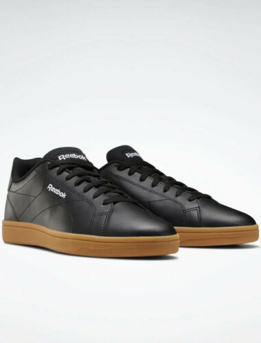 Reebok Scarpe Sportive Sneakers Royal Complete Clean Uomo Nero marrone Court