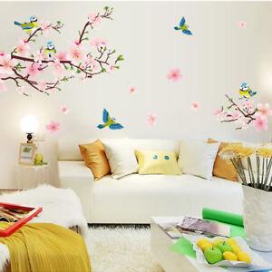 DIY-Removable-PVC-Flower-Bird-Wall-Art-Sticker-Decal-Baby-Living-Room-Decor-Gift