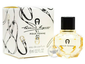 100% Authentic Perfume Mini~ Aigner Pour Femme 6ml EDP
