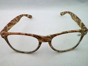 Camouflage-Reading-Glasses-by-Big-Buck-Iwear-CMW1-Assorted-Powers