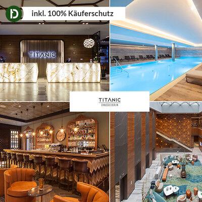 2019 Neuestes Design 5 Tage Städtereise Nach Berlin Ins Hotel Titanic Chaussee Mit Frühstück