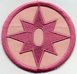 3-5-034-Star-Sapphire-Lantern-Corps-Variant-Style-Classic-Embroidered-Iron-on-Patch