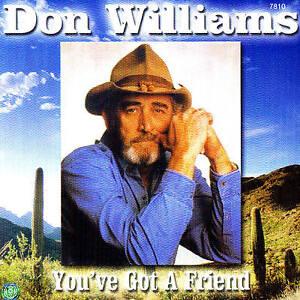 DON-WILLIAMS-034-You-039-ve-got-a-Friend-034-TOP-ALBUM-11-Tracks-CD-NEU-amp-OVP