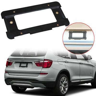 Car Numbers License Plate Frame Rear Bumper Bracket For Audi A4 A5 S4 S5 RS5 A7