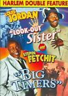 Big Timer LOOK out Sister 0089218502599 DVD Region 1 P H