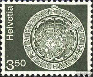 Schweiz-1169-kompl-Ausg-gestempelt-1980-Astronomische-Uhr