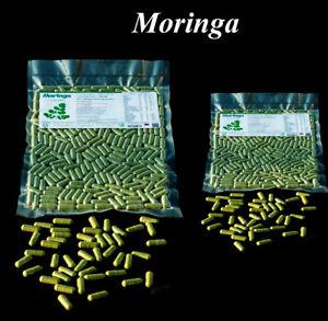 Wie man Moringa Kapseln nimmt, um Gewicht zu verlieren