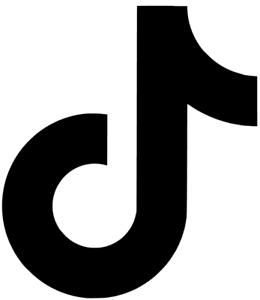 TikTok music symbol DECAL VINYL STICKER CAR TRUCK 13 ...