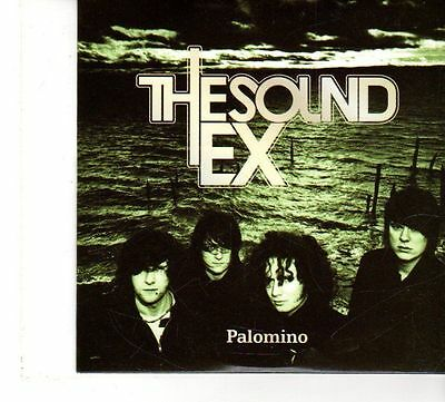 (ft665) The Sound Ex, Palomino - Dj Cd