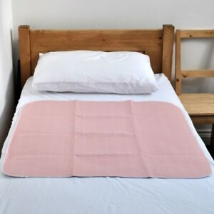 Washable-Incontinence-Bed-Pad-Reusable-Absorbent-Wetting-Sheet-Protector-Dry-Mat