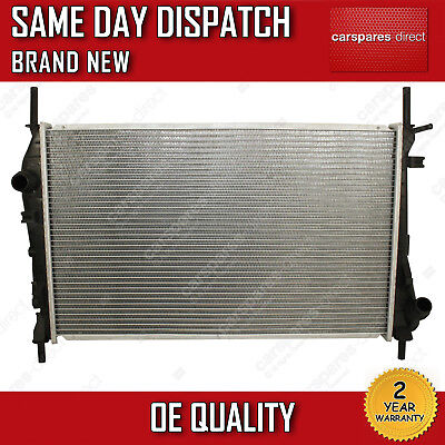 BRAND NEW RADIATOR TO FIT FORD MONDEO MK3 1.8//2.0//2.5//3.0 V6//ST220 2000 TO 2007