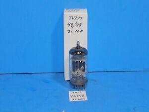Amperex-Bugle-Boy-12ax7-ecc83-Tube-von-1960-heerlrn-Factory