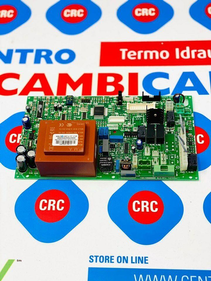 CHAFFOTEAUX ARISTON CIRCUITO STAMPATO SCHEDA ELETTRONICA MX2C MCU FF 60000247