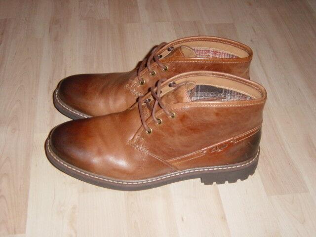 Clarks botas, Braun, Gr. Gr. Gr. 41,5 63fb79